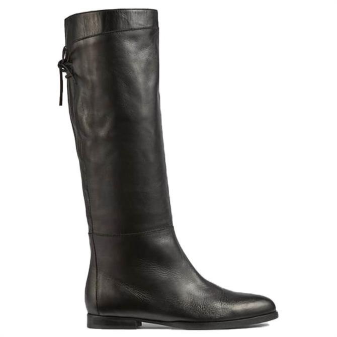 L.K Bennett Cassandra Soft Calf Leather Knee Boots