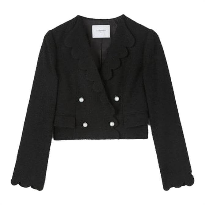 L.K.Bennett Venice Cotton Mix Jacket