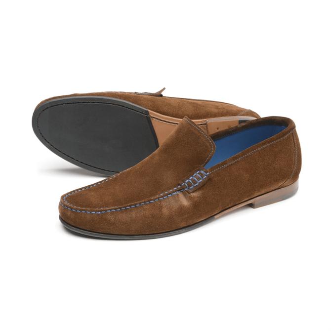 Loake Nicholson Suede Shoe