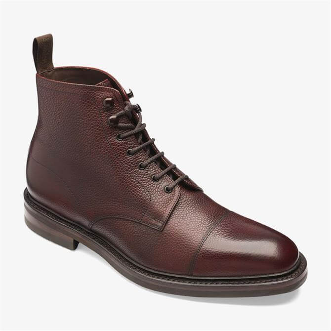 Loake Roehampton Leather Derby Boot