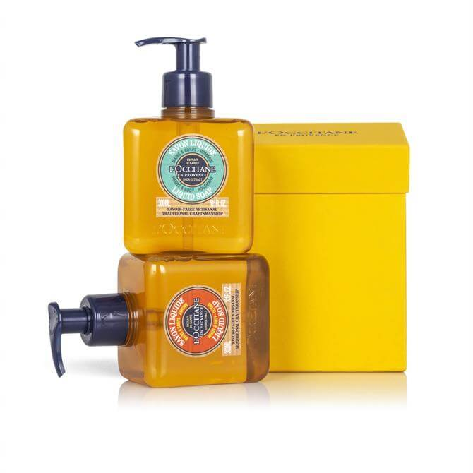 L'Occitane Citrus & Rosemary Hand Wash Duo