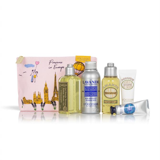 L'Occitane Provence in Europe Getaway Body Collection