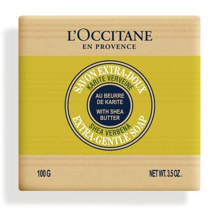 L'Occitane Shea Verbena Extra Gentle Soap 100g