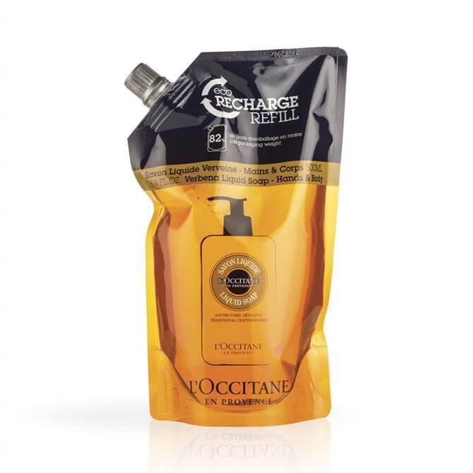 L'Occitane Shea Verbena Hands & Body Liquid Soap Refill 500ml