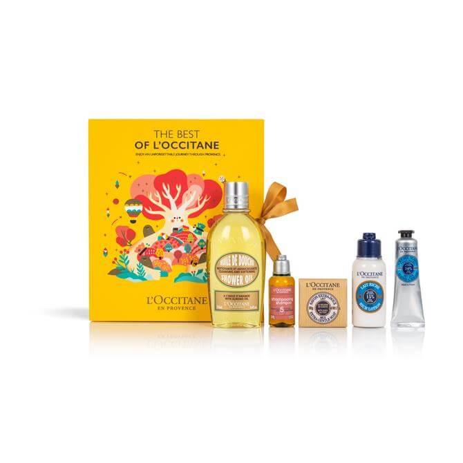 L'Occitane Best of L'Occitane Hair & Body Gift Set