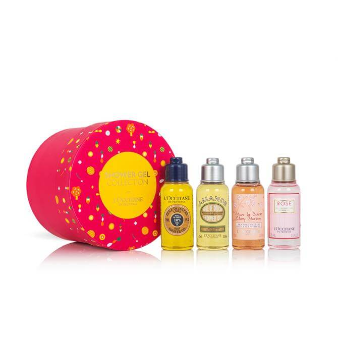 L'Occitane Christmas Shower Gel Collection