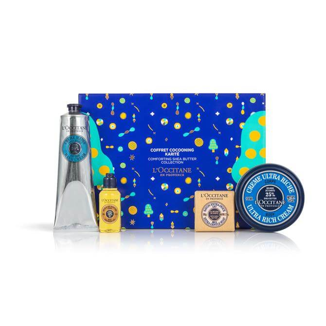 L'Occitane Comforting Shea Butter Christmas Collection