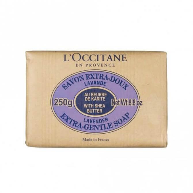 L'Occitane Shea Lavender Extra-Gentle Soap
