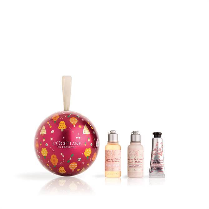 L'Occitane My Floral Essentials Hand & Body Bauble Set