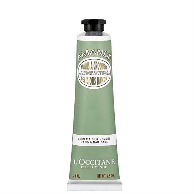 L'Occitane Delicious Hands- Almond Hand Cream 75ml
