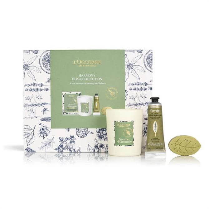 L'Occitane Harmony Home Collection
