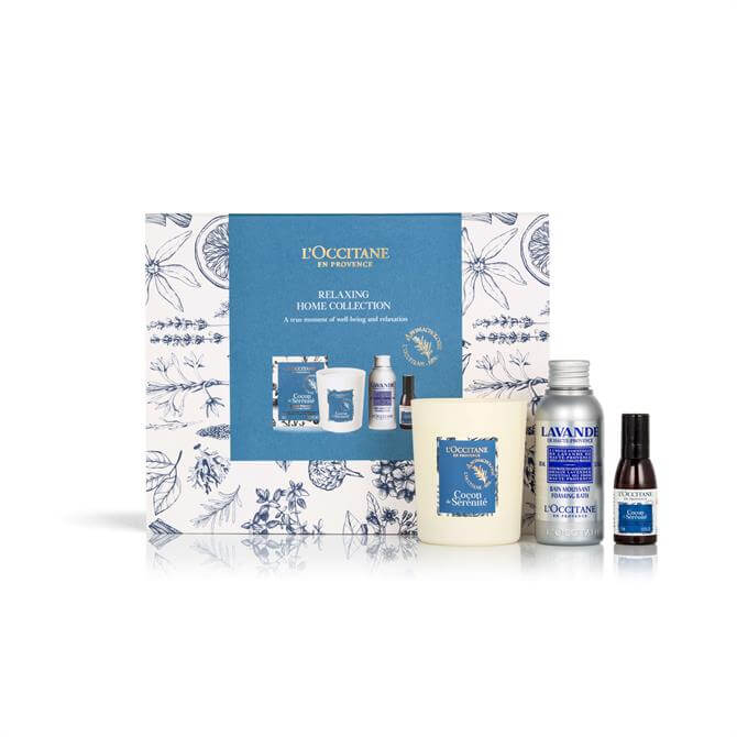 L'Occitane Relaxing Home Collection