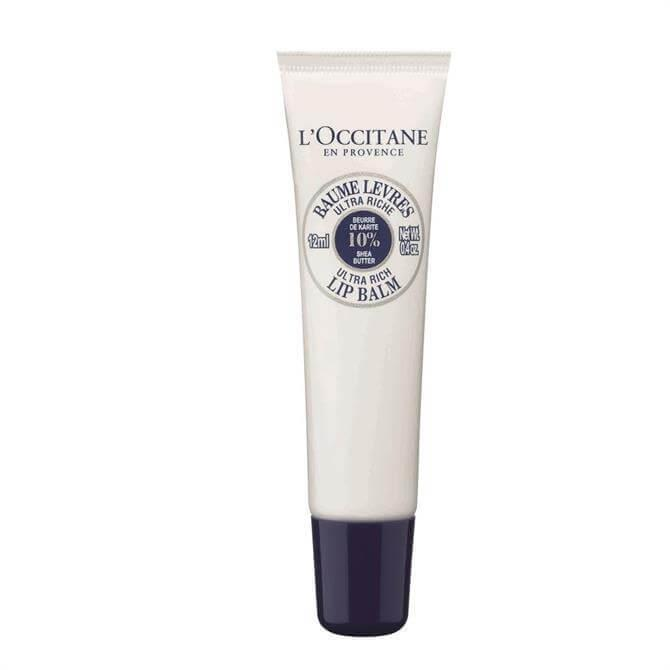 Loccitane Shea Butter Lip Balm 12ml