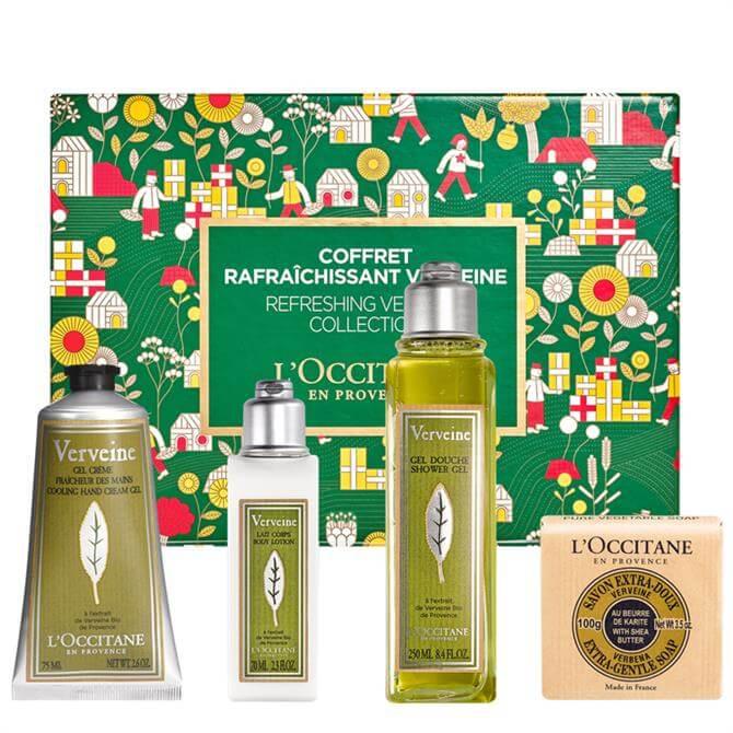 L'Occitane Refreshing Verbena Collection Gift Set