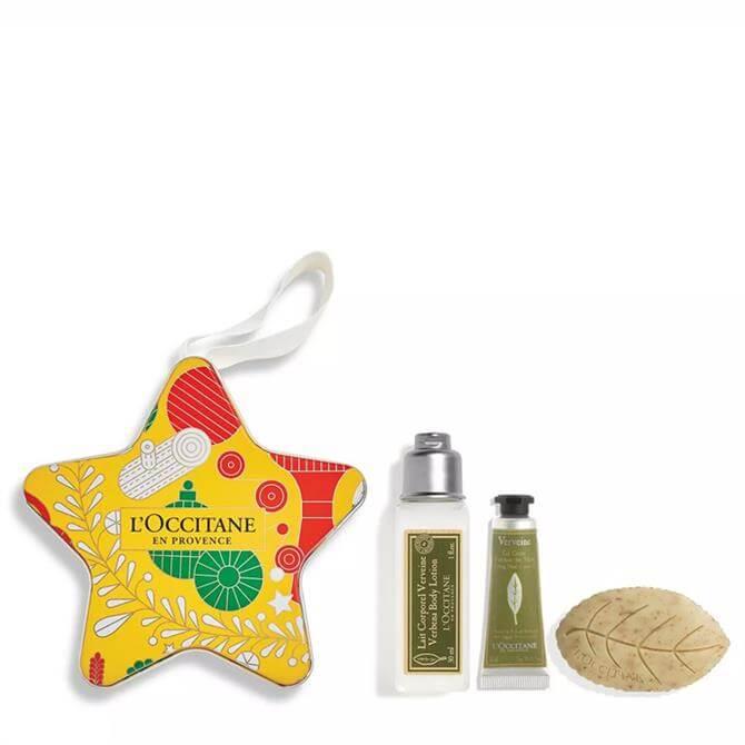 L'Occitane Verbena My Refreshing Essentials Star Bauble Gift Set