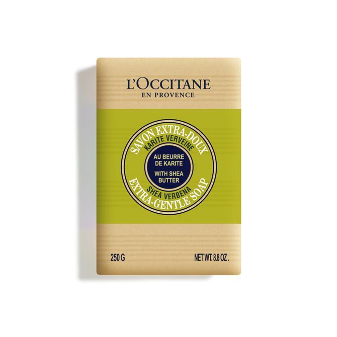 L'Occitane Locc Shea Verbena Extra-Gentle Soap 250gm