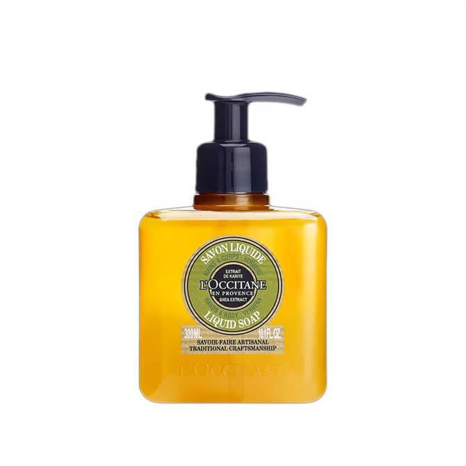 L'Occitane Shea Verbena Hands & Body Liquid Soap 300ml