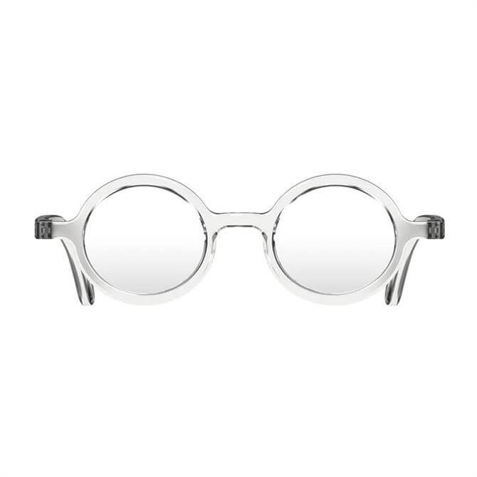 London Mole Moley Transparent Reading Glasses
