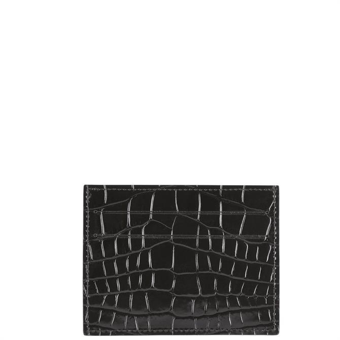 Longchamp Le Pliage Cuir Card Holder
