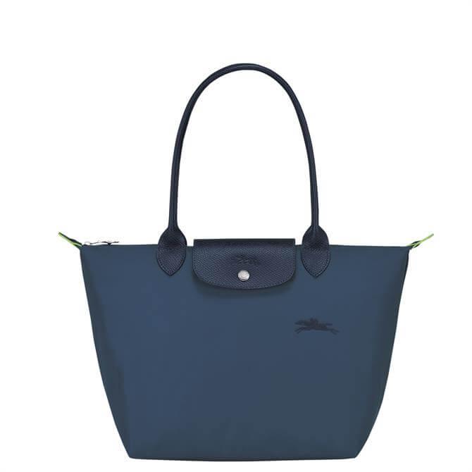 Longchamp Le Pliage Green Shoulder Bag S