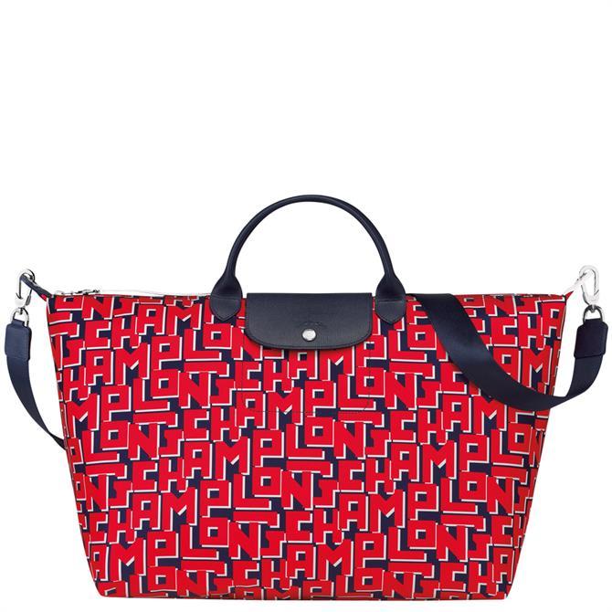 Longchamp Le Pliage Collection Travel bag L