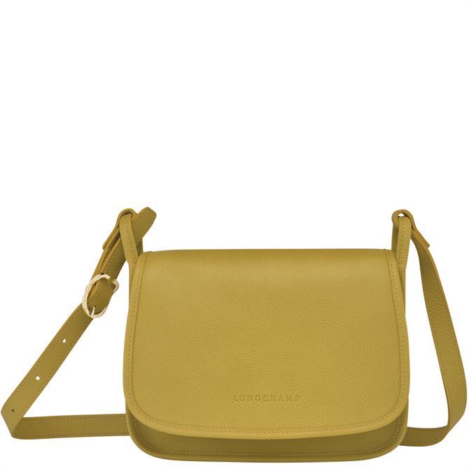 Longchamp Le Foulonné Crossbody Bag M
