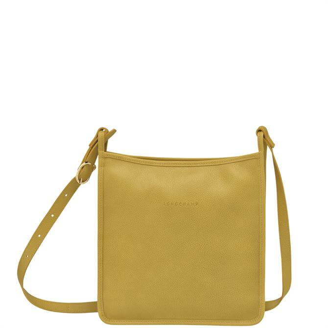 Longchamp Le Foulonné Zipped Crossbody Bag L