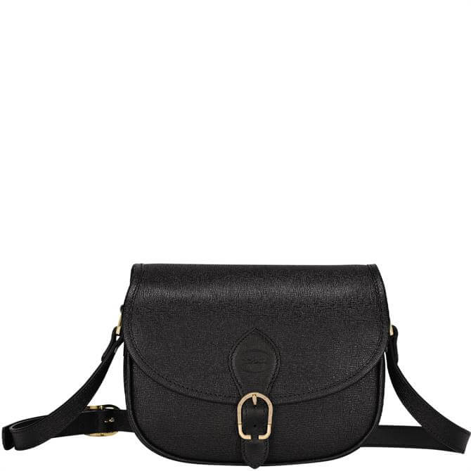Longchamp 1980 Black Crossbody Bag S
