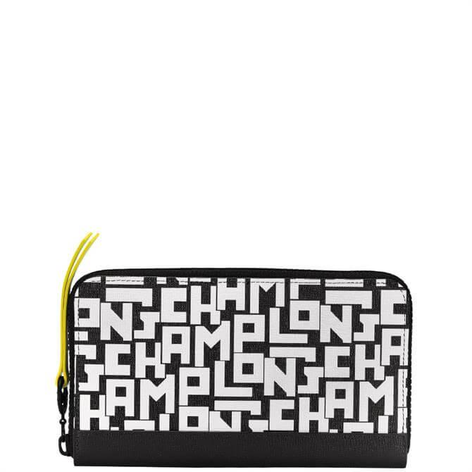 Longchamp Le Pliage LGP Long Zip Around Wallet