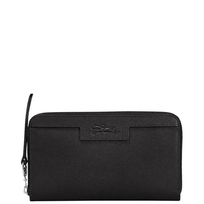 Longchamp Le Pliage Neo Long Zip Around Wallet