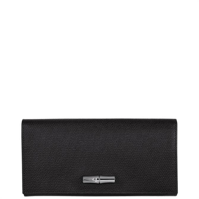 Longchamp Roseau Long Continental Wallet