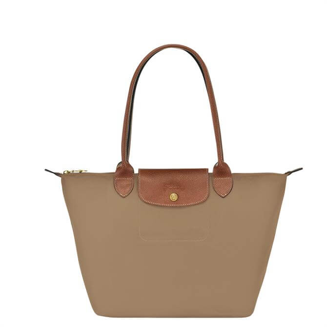 Longchamp Le Pliage Original Desert Shoulder Bag S