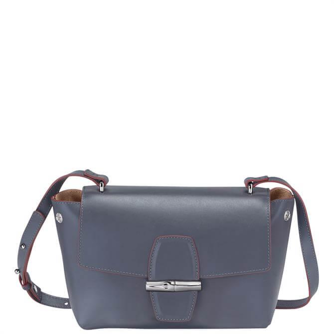 Longchamp Roseau Box Crossbody Bag