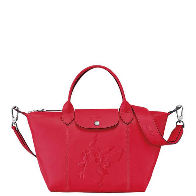 Longchamp x Pokémon Top Handle Bag S