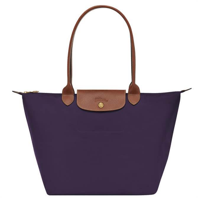 Longchamp Le Pliage Original Shoulder Bag L