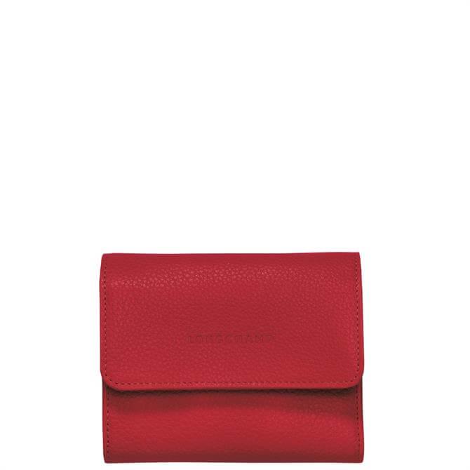 Longchamp Le Foulonné  Compact Wallet