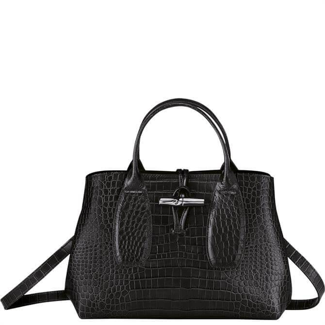 Longchamp Roseau Top Handle Bag M