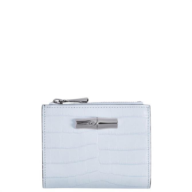 Longchamp Roseau Compact Wallet