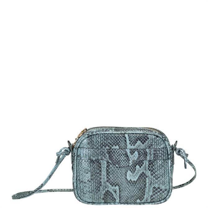 Longchamp 1980 Python Crossbody Bag XS
