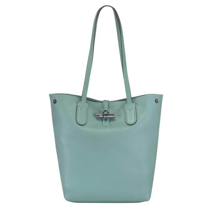 Longchamp Roseau Essential Sage Shoulder Bag