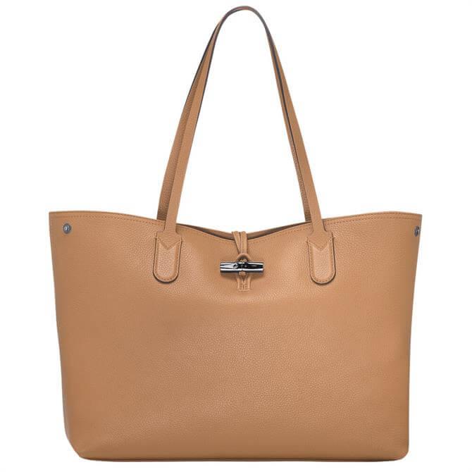 Longchamp Roseau Essential Shoulder Bag L
