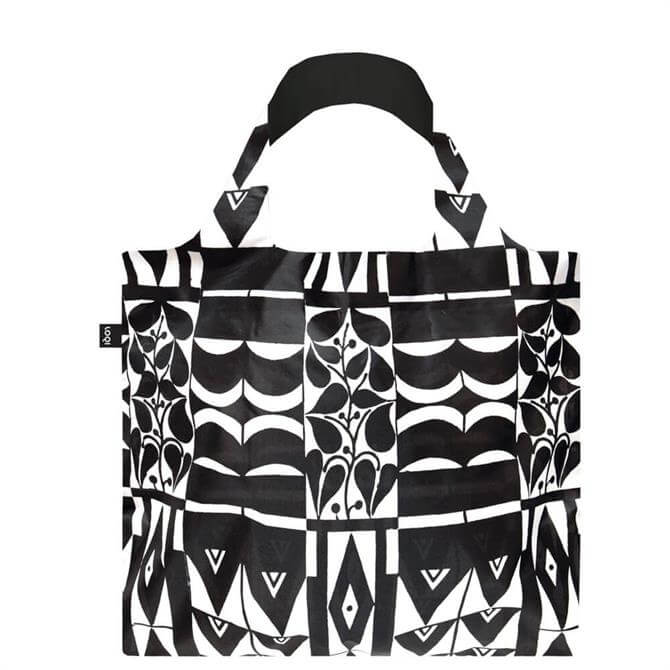 Loqi Fabric Pattern Monte Zuma for the Wiener Werkstaette Recycled Bag