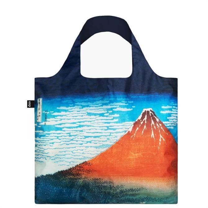 Loqi Katsushika Hokusai Red Fuji, Mountains in Clear Weather Bag