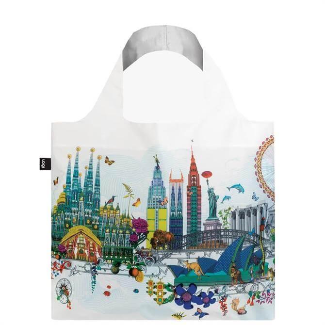 Loqi Kristjana S Williams World Skyline Bag