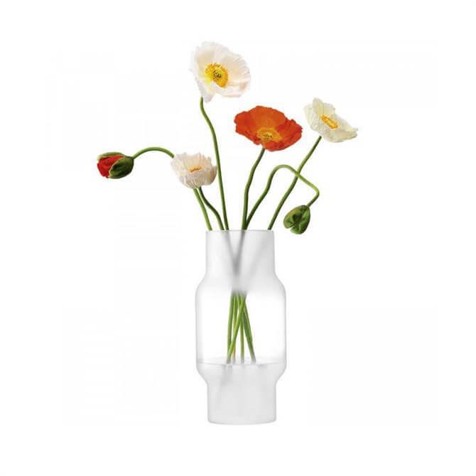 LSA Mist Vase Part Frost 30cm