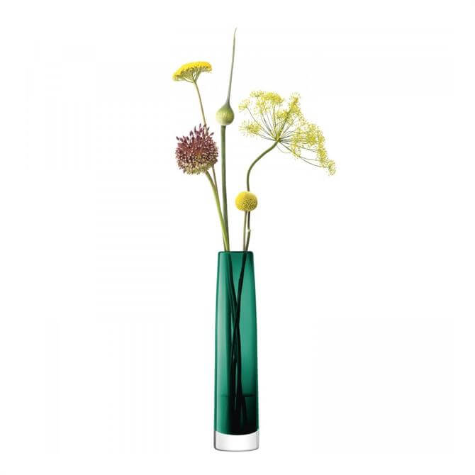 LSA Stems Vase 30cm Marine Green