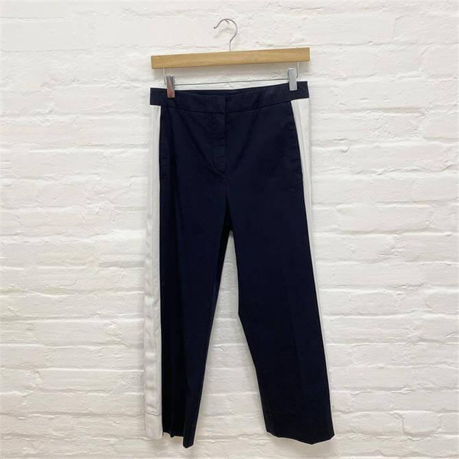 Luisa Cerano Colour Block Trousers
