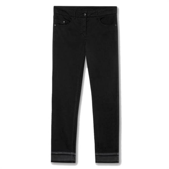 Luisa Cerano Pigment Hemline Skinny Jeans