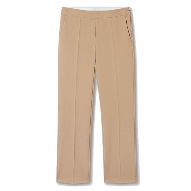Luisa Cerano Slim Fit Tailored Trousers