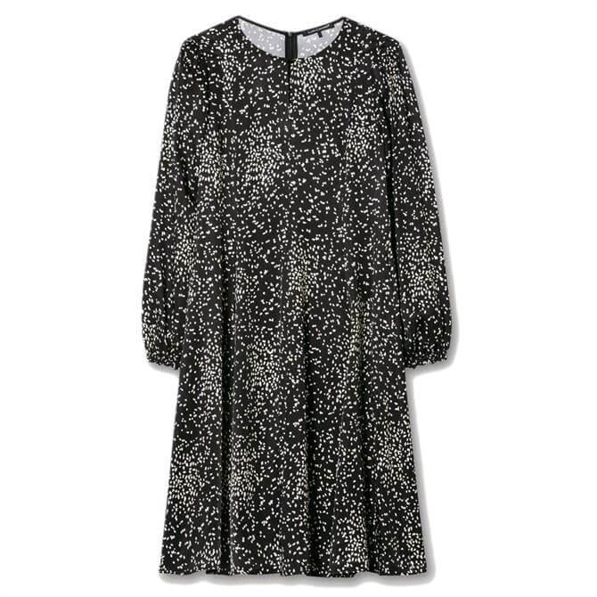 Luisa Cerano Starry Sky Print Dress